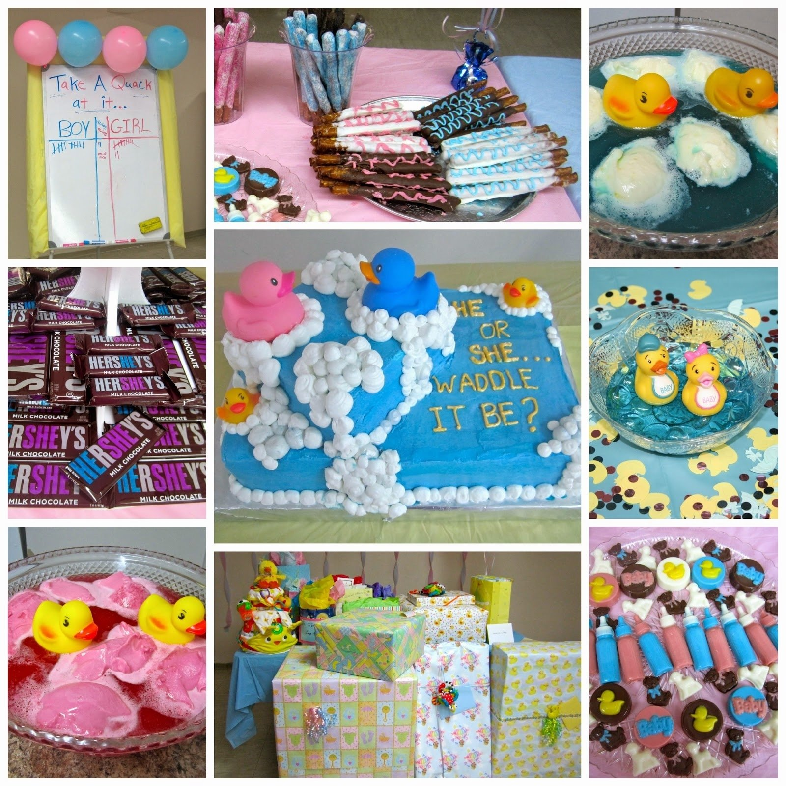 10 Unique Gender Reveal Party Gift Ideas ideas unbelievableaby shower gender reveal pinterest gift idea food 2021