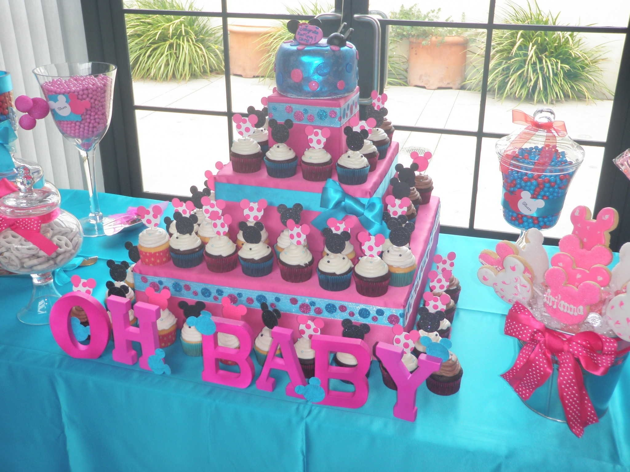 10 Cute Twin Baby Shower Theme Ideas ideasaby shower decorations girl party favors pinterest for