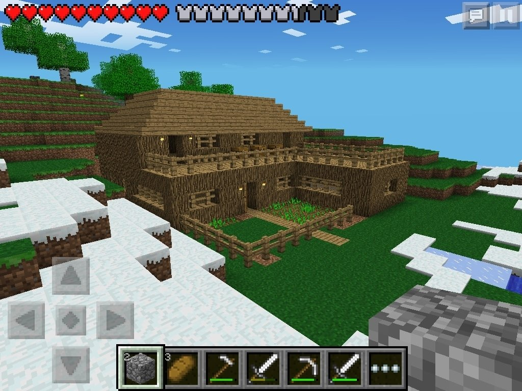 10 Most Popular House Ideas For Minecraft Pe ides de cool houses in minecraft pe galerie dimages 2020