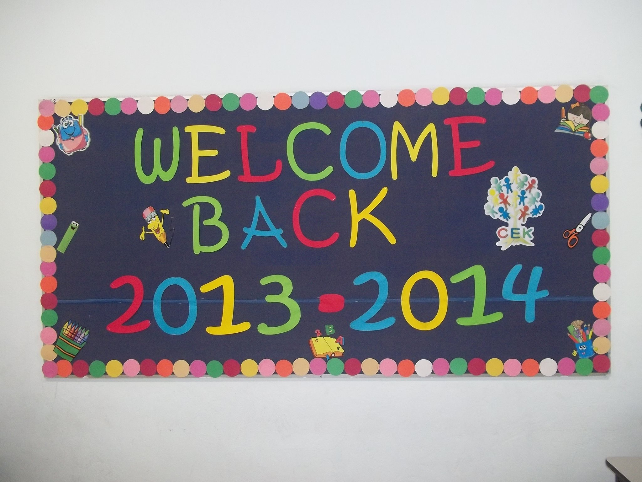 10 Beautiful Back To School Decoration Ideas ides de welcome back to school decorations galerie dimages 2 2021