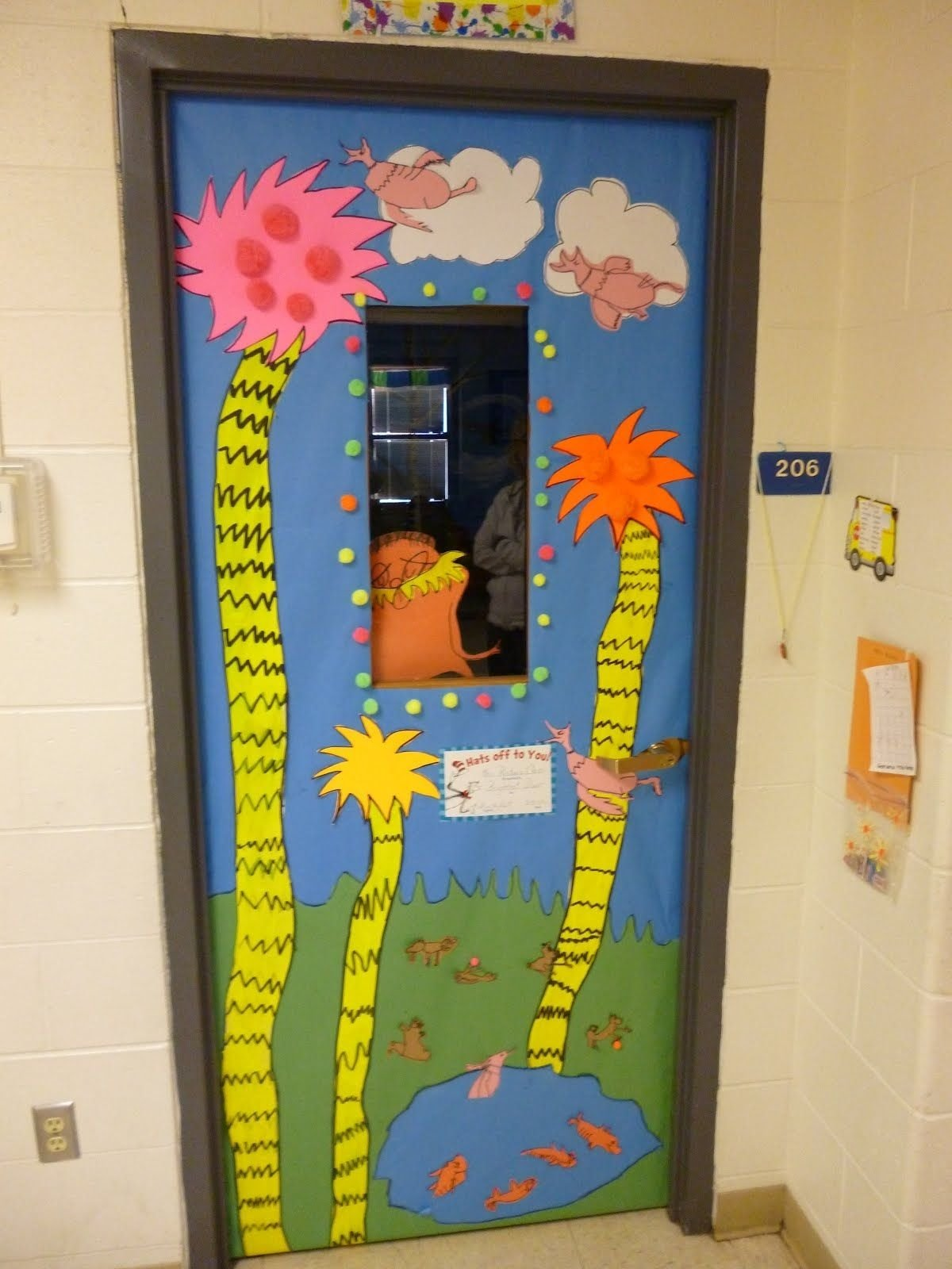 10 Most Popular Dr. Seuss Door Decorating Ideas if i havent said it enough i love my job all the teachers came 2021