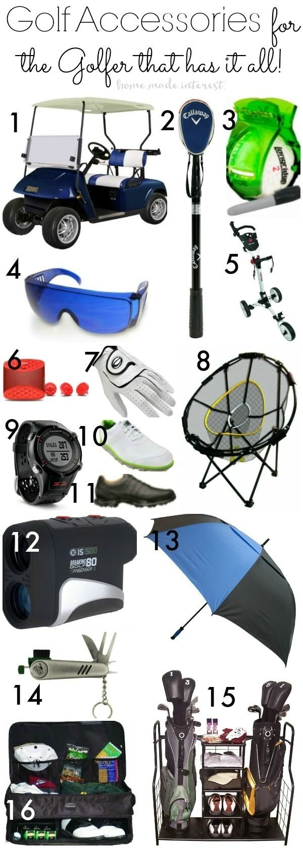 10 Elegant Golf Gift Ideas For Dad if you need golf accessories for the golfer that has it all heres 1