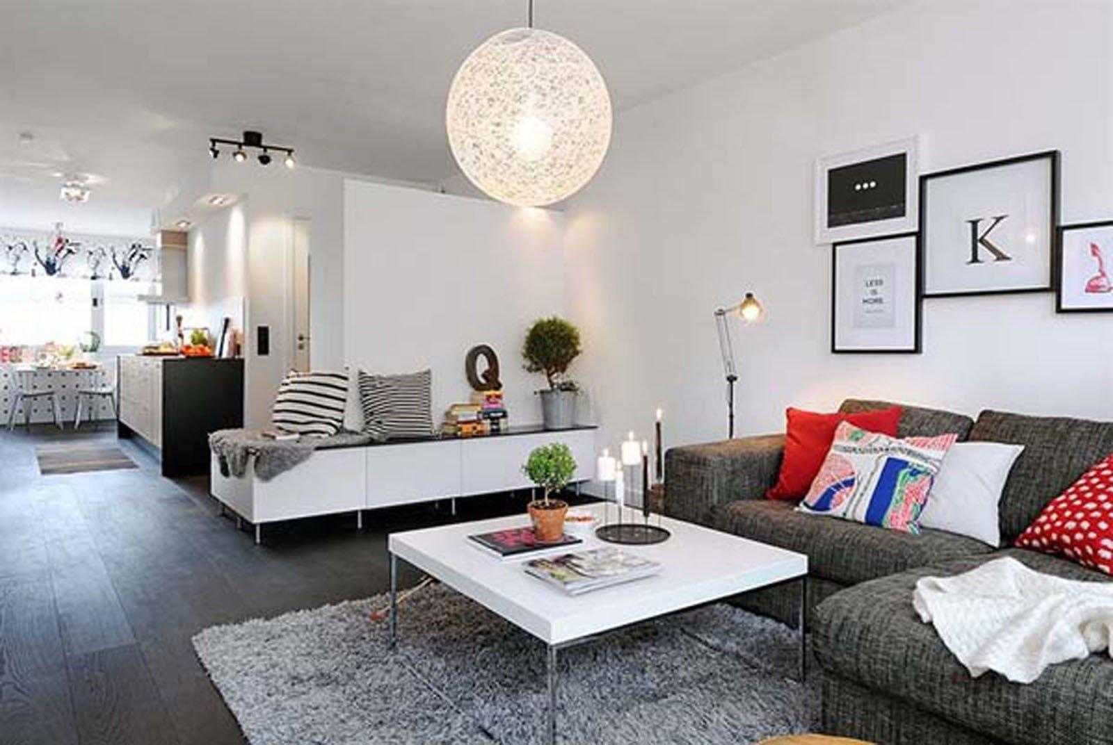 10 Pretty Decorating Ideas For Studio Apartments ikea small apartment design small living room color ideas decorating 2020