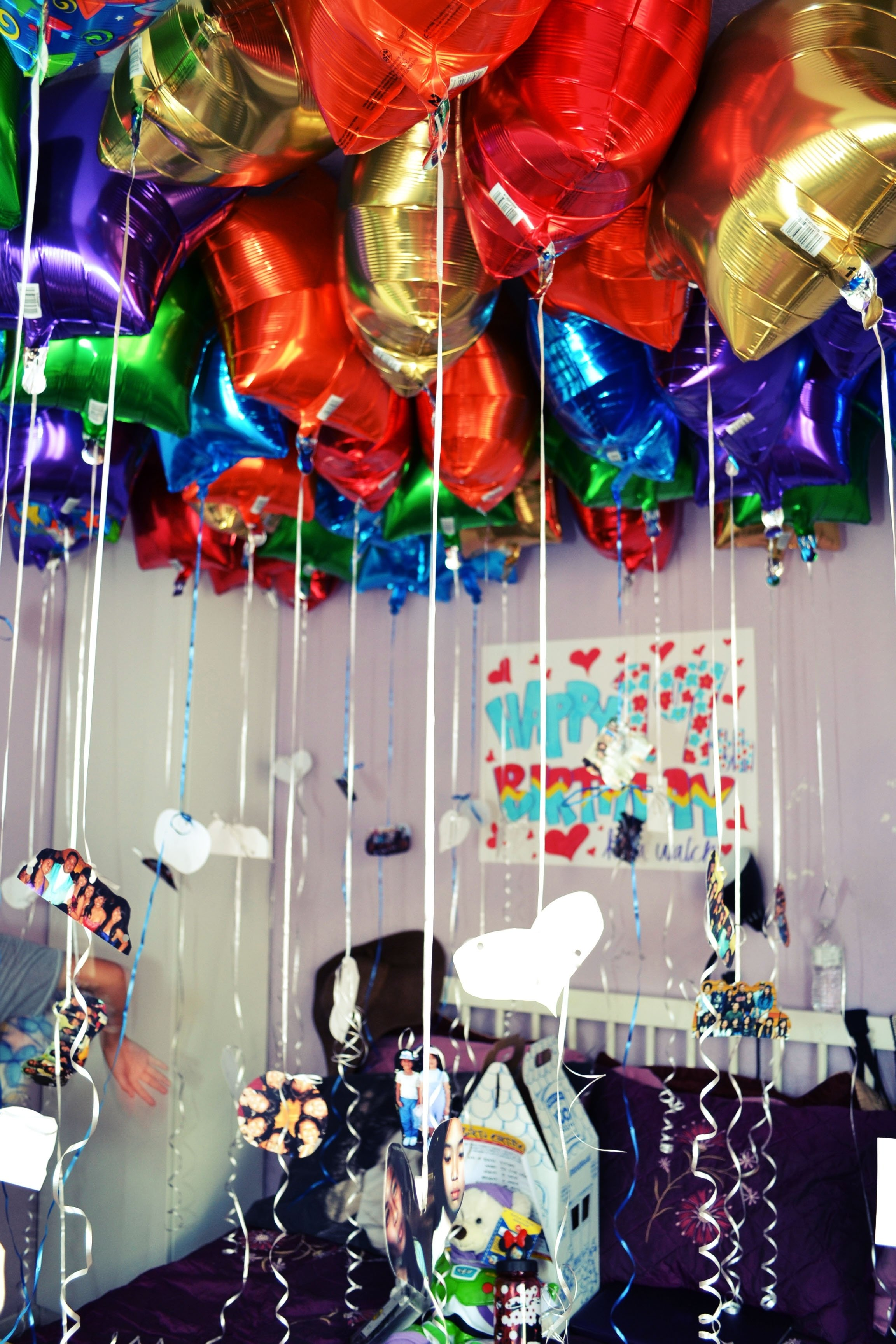 10 Spectacular Ideas For A Surprise Birthday Party im doing this next week when i see tyler for his graduation i hope 2020