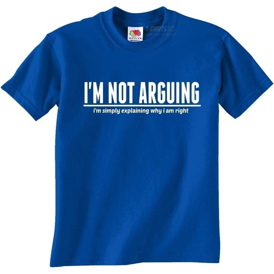 10 Great Funny Gift Ideas For Men im not arguing funny t shirts mens present gift for men gag gifts 2020