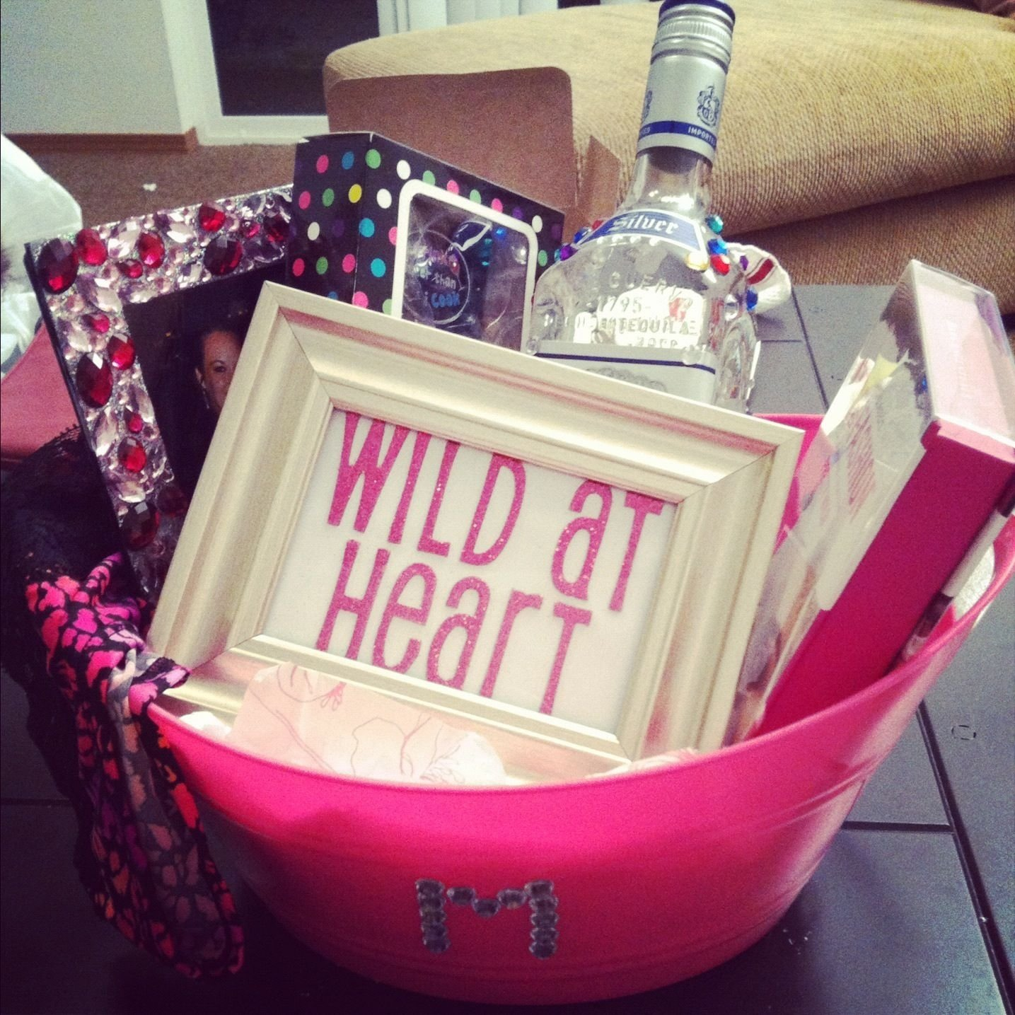 10 Perfect 22Nd Birthday Gift Ideas For Her im so excited to finally blog about a gift basket that i made for 2021