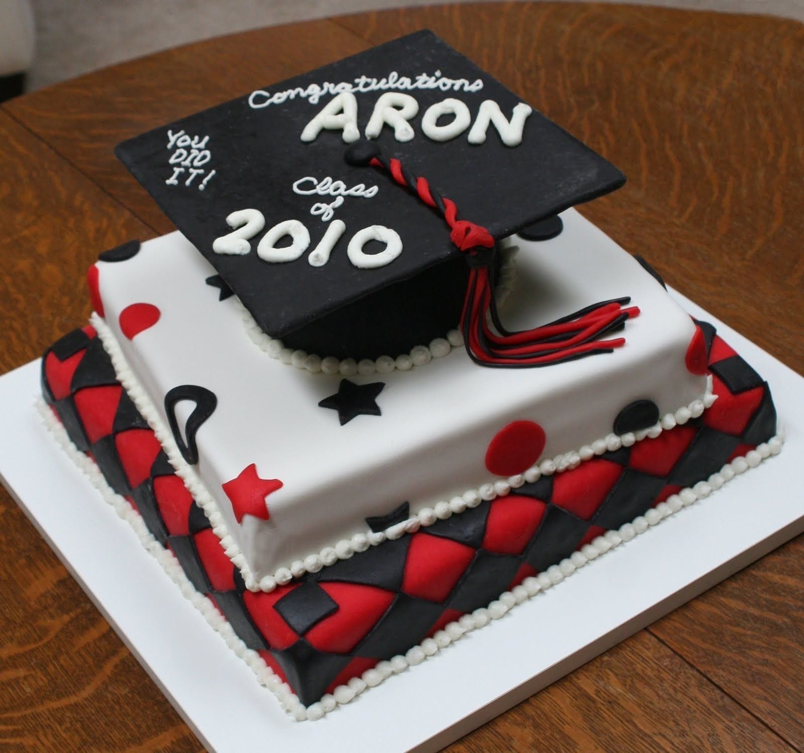 image detail for -amazing cakesvanessa!: high school graduation