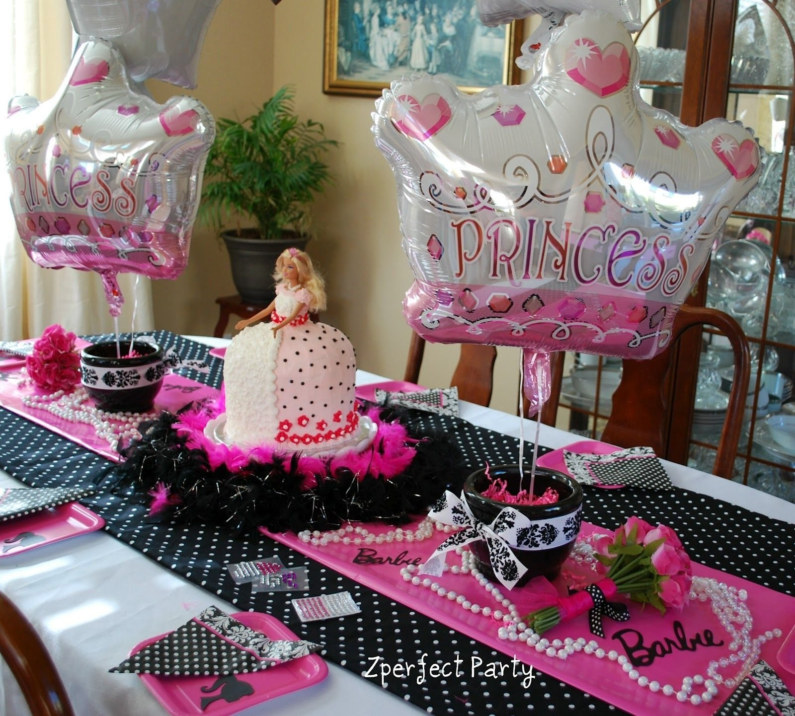 10 Gorgeous 5 Year Old Girl Birthday Party Ideas image detail for rock star party place barbie dress up games 1 2020
