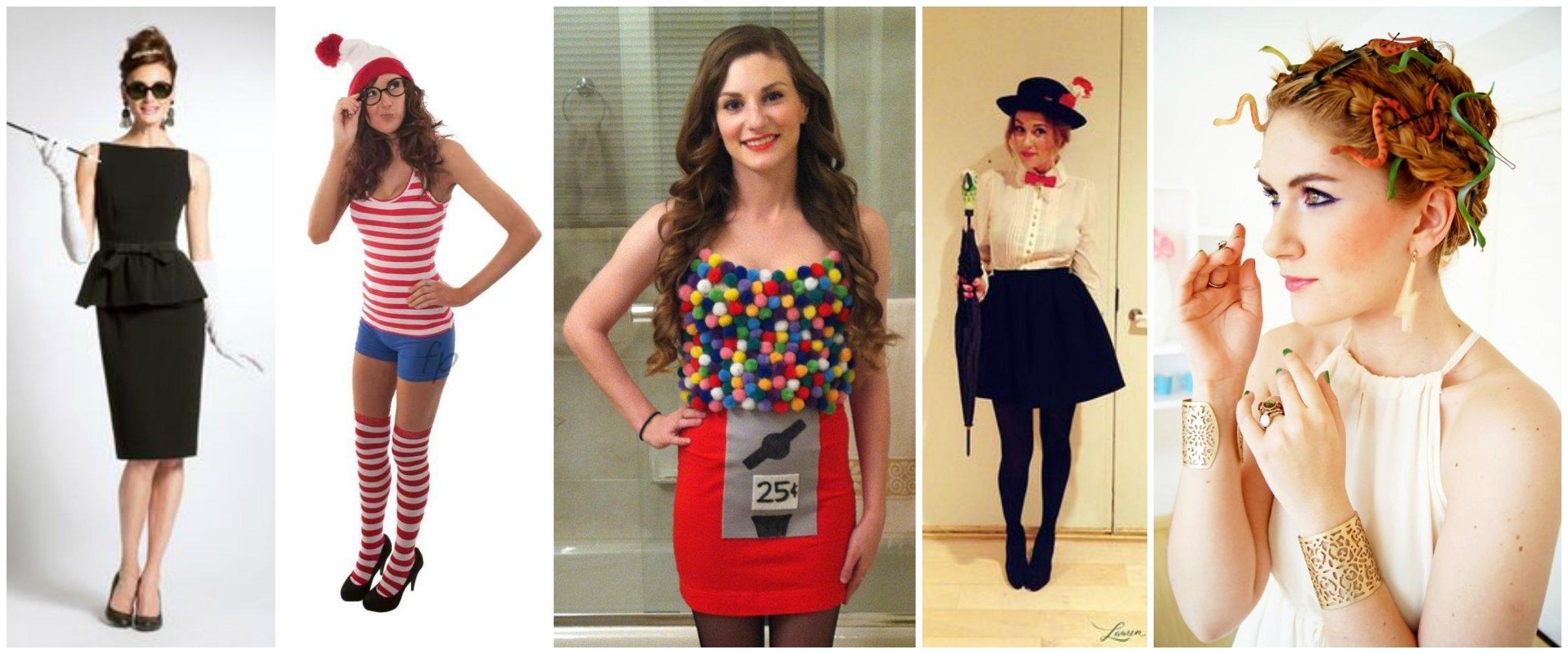 10 Stylish Homemade Halloween Costumes For Women Ideas image gallery homemade halloween costumes girls diy halloween 8 2020