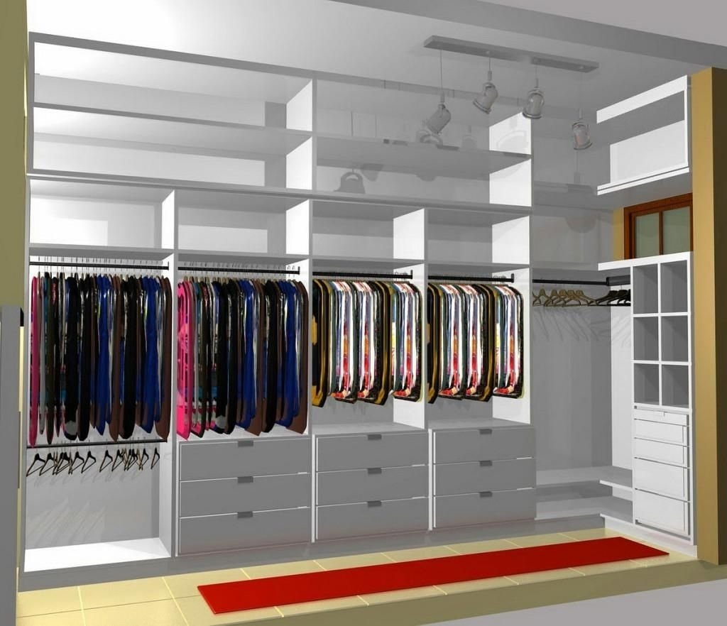 10 Famous Walk In Closet Ideas Do It Yourself Image Of Diy Walk In Closet  Ideas
