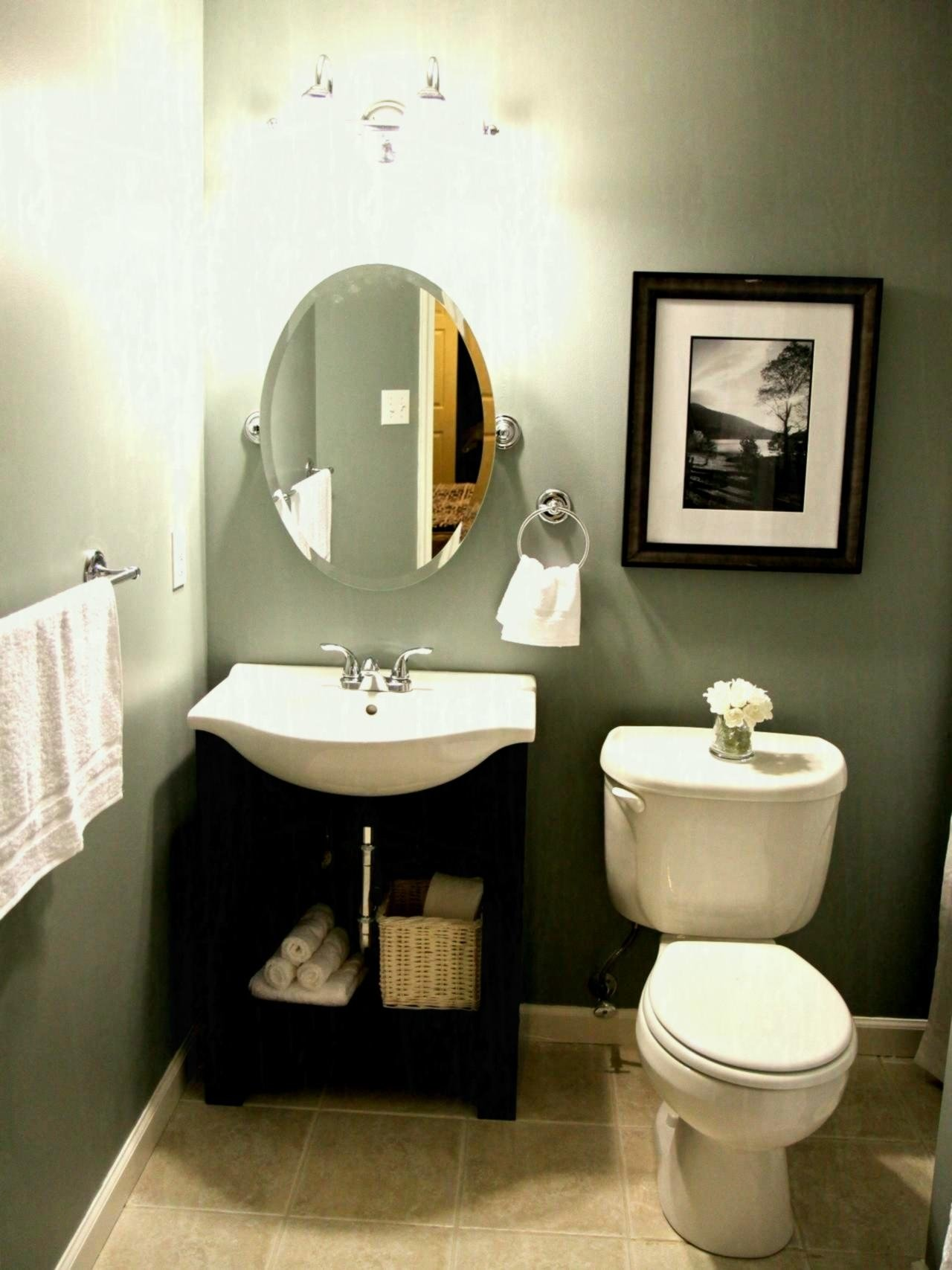 10 Cute Small Bathroom Ideas On A Budget image of half bathroom remodel creative ideas home decorreisa