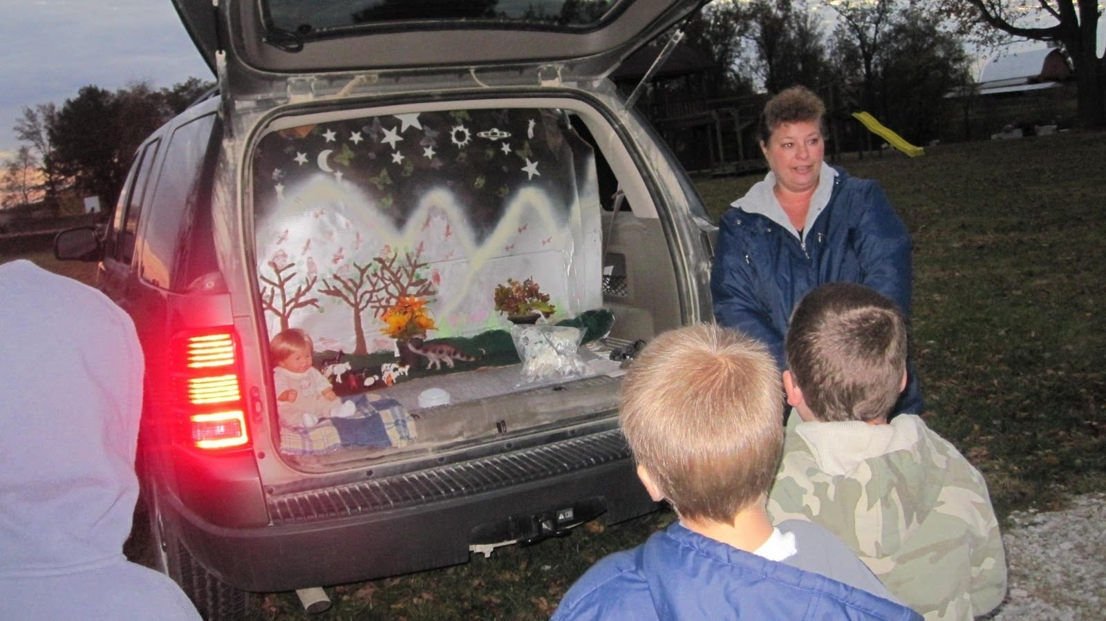 10 Attractive Biblical Trunk Or Treat Decorating Ideas image result for christian trunk or treat themes fall halloween