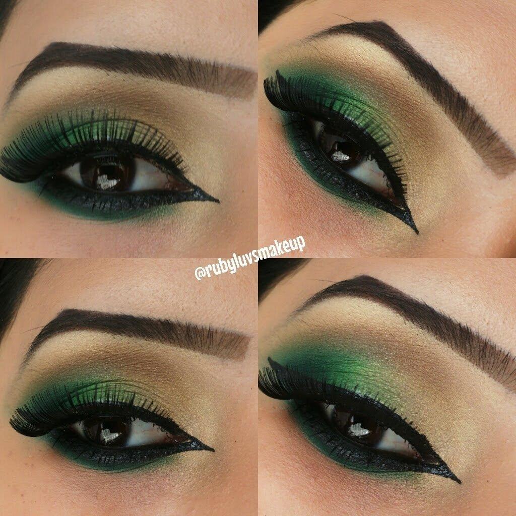 10 Nice Eyeshadow Ideas For Green Eyes image result for dark green eye shadow eye shadow ideas