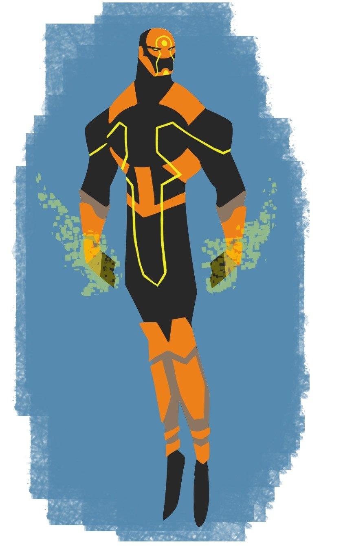 10 Fashionable Made Up Superhero Costume Ideas image result for orange blue superhero costume tech savvy 2020