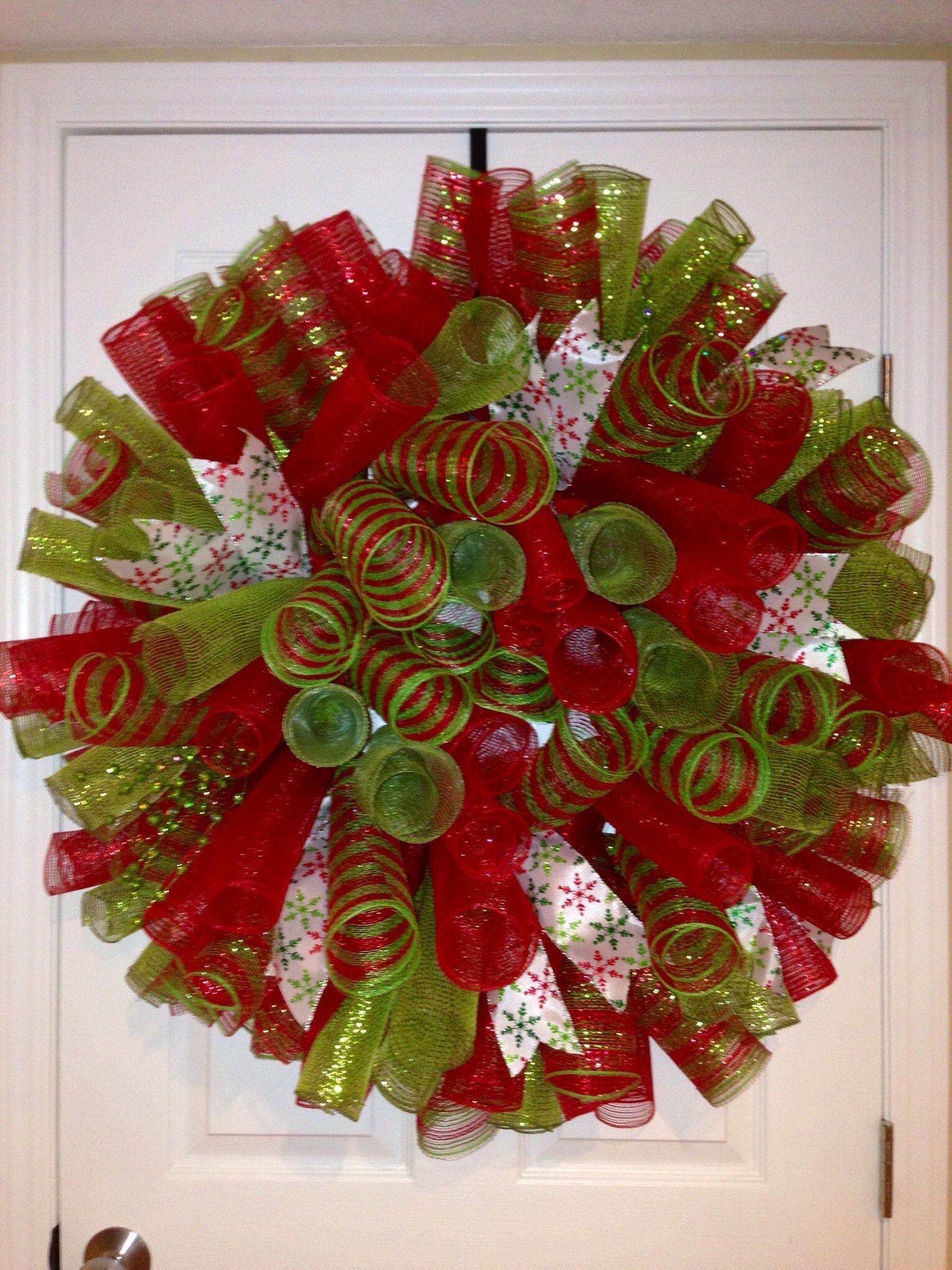 10 Lovely Christmas Deco Mesh Wreath Ideas images about deco mesh wreath ideas on pinterest wreaths and idolza 2020