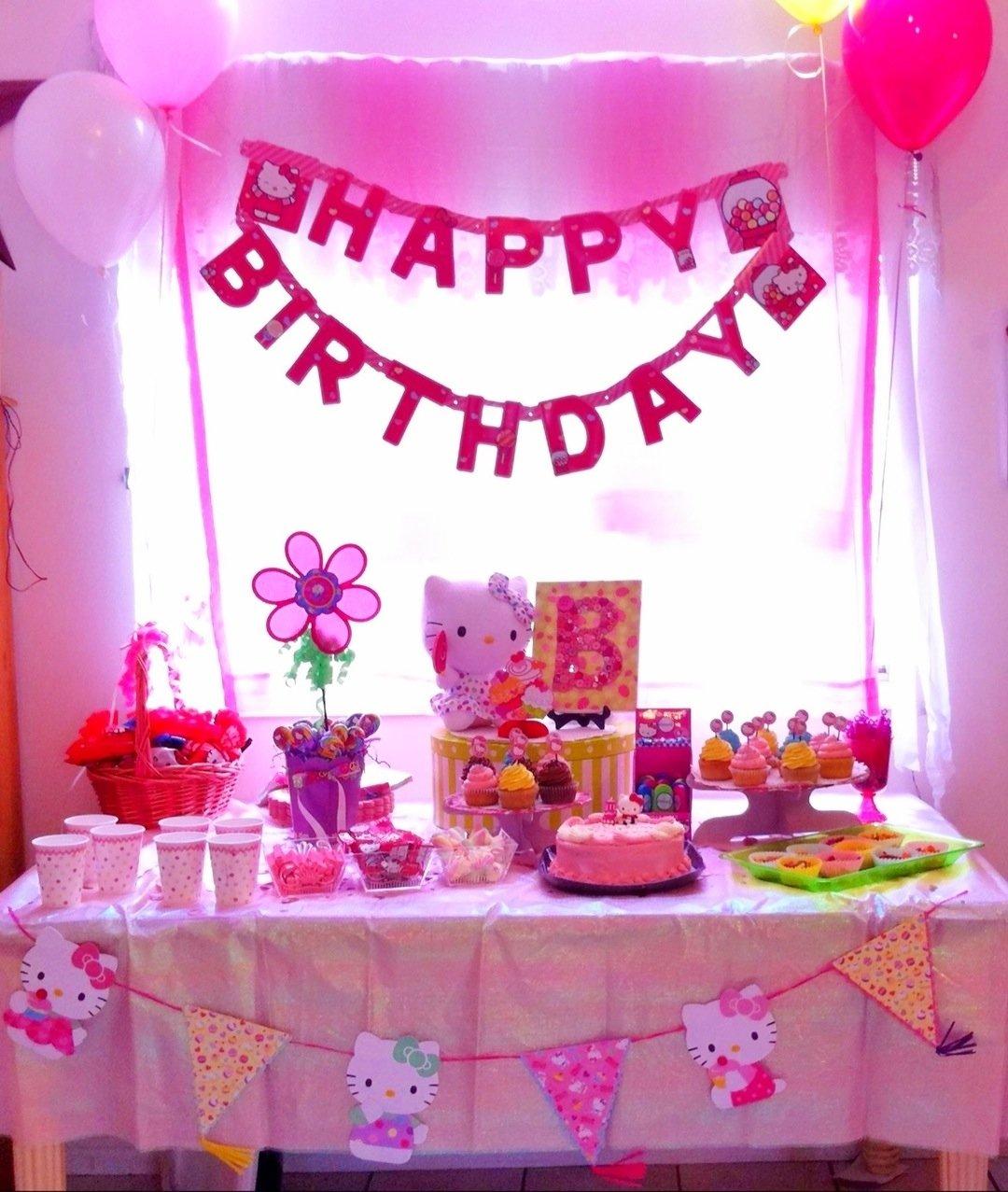 10 Unique Hello Kitty Party Decoration Ideas images about hello kitty party decorations ideas on pinterest 2021