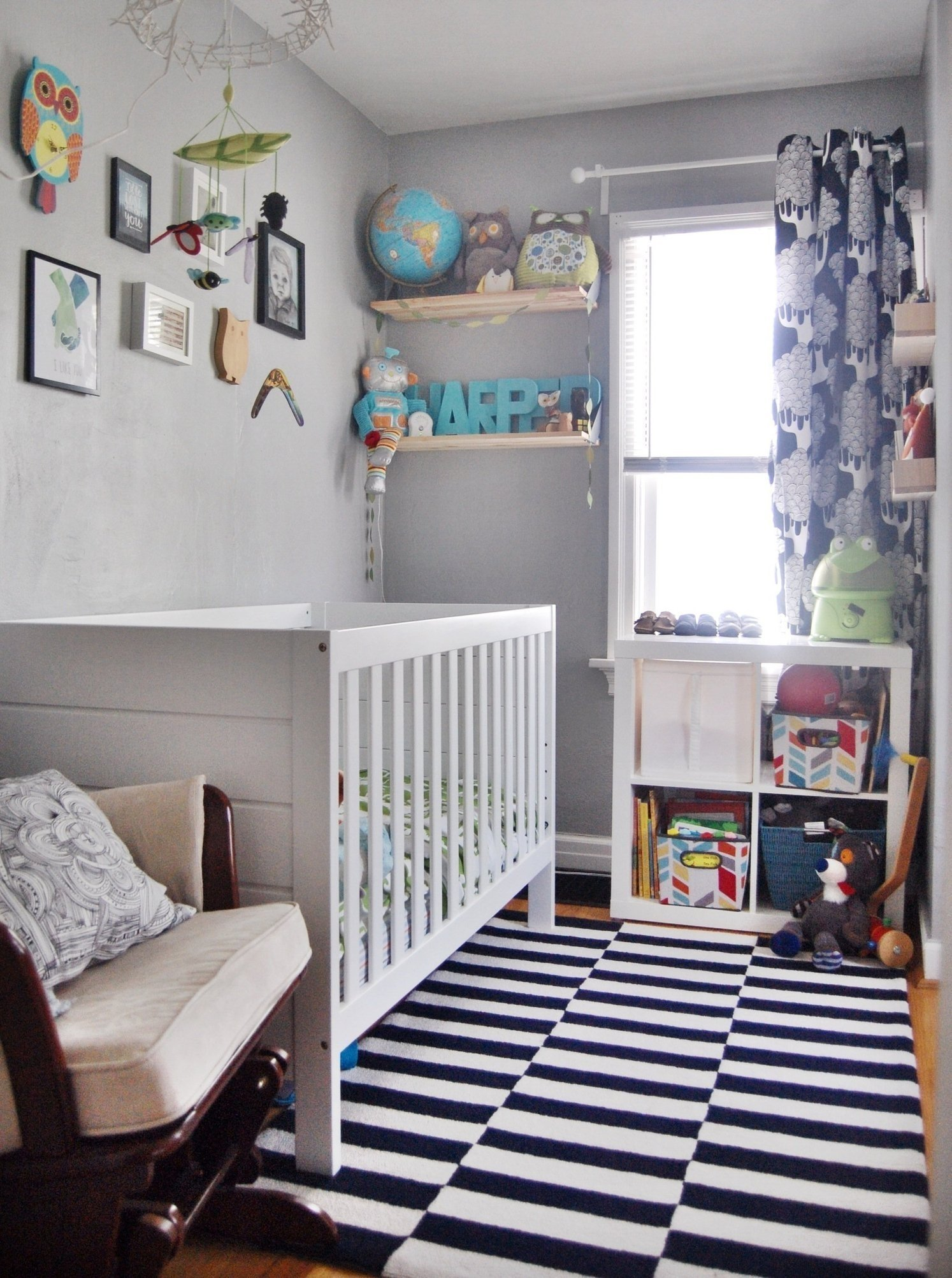 10 Gorgeous Nursery Ideas For Small Rooms images about small baby rooms on pinterest nurseries and idolza 2020