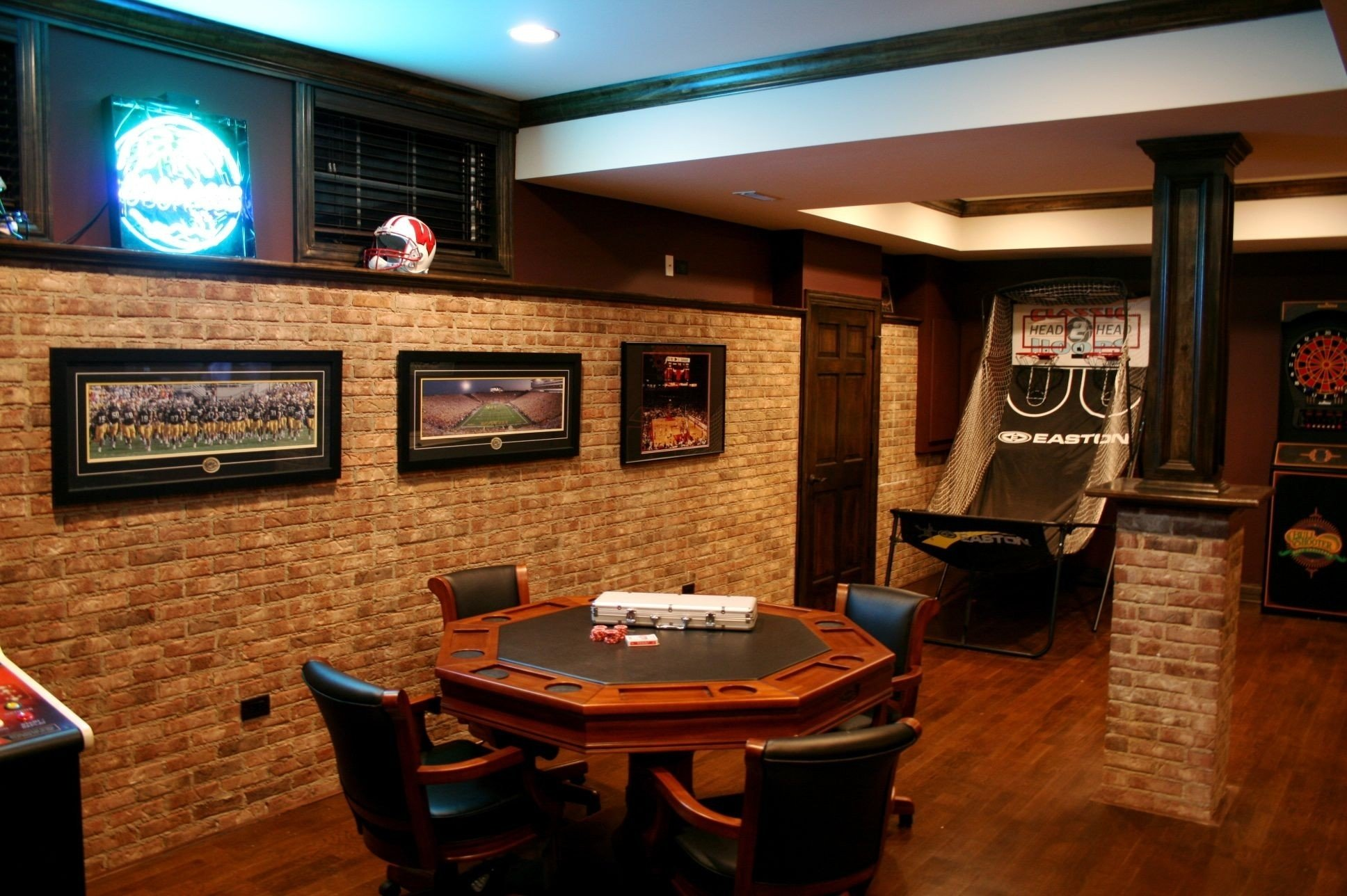 10 Gorgeous Game Room Ideas For Adults impressive basement game room ideas game room pool4 game room 1