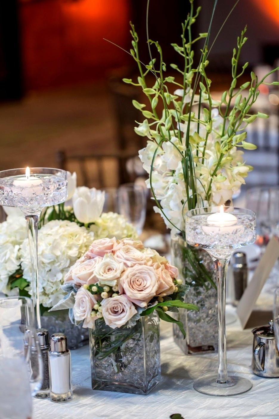 10 Most Recommended Vase Decoration Ideas Table Centerpieces impressive glass vase decorations centerpieces delightful candle 2020