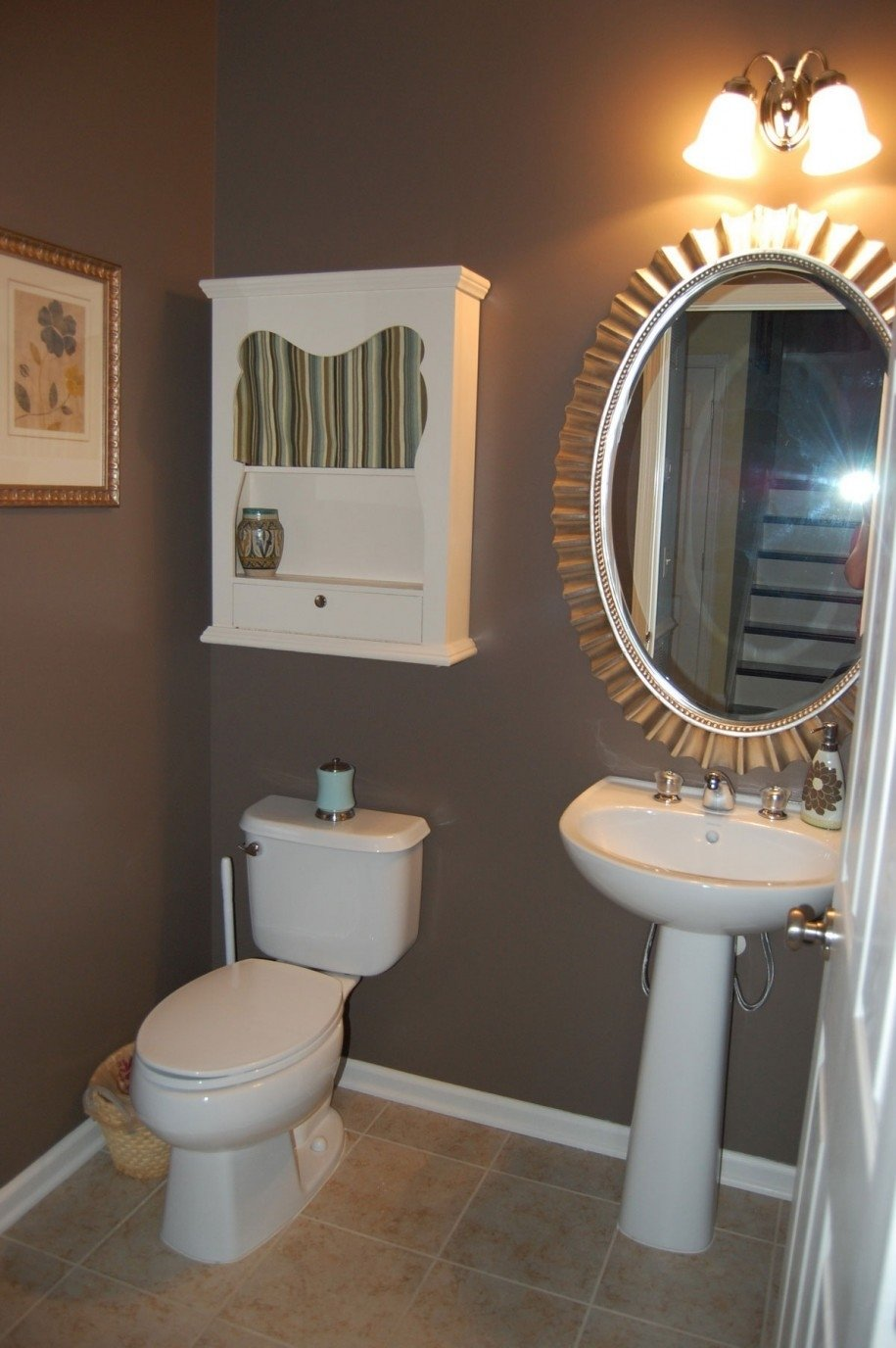 10 Famous Bathroom Color Ideas For Small Bathrooms impressive painting small bathroom on house design concept with 2020