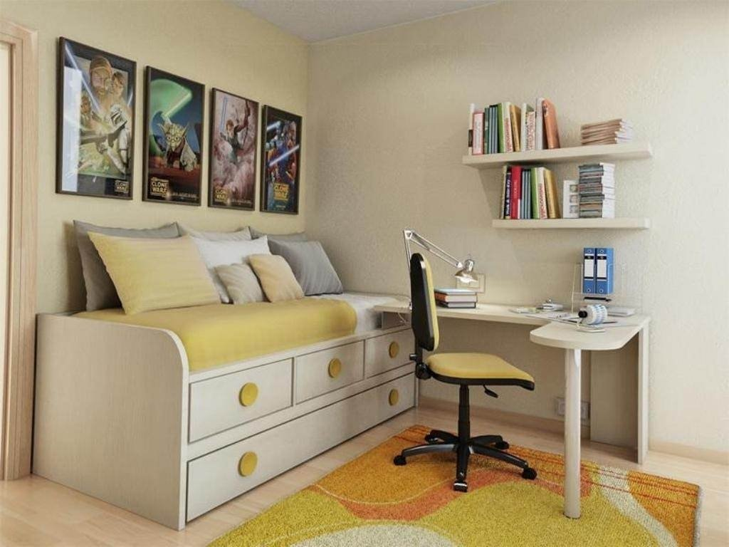 10 Elegant Organization Ideas For Small Bedrooms impressive small apartment bedroom storage ideas interior inside