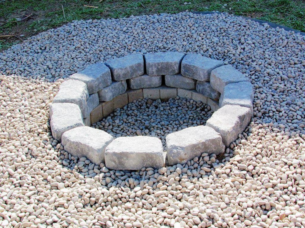 10 Fantastic In Ground Fire Pit Ideas in ground backyard fire pit ideas jburgh homesjburgh homes 2020