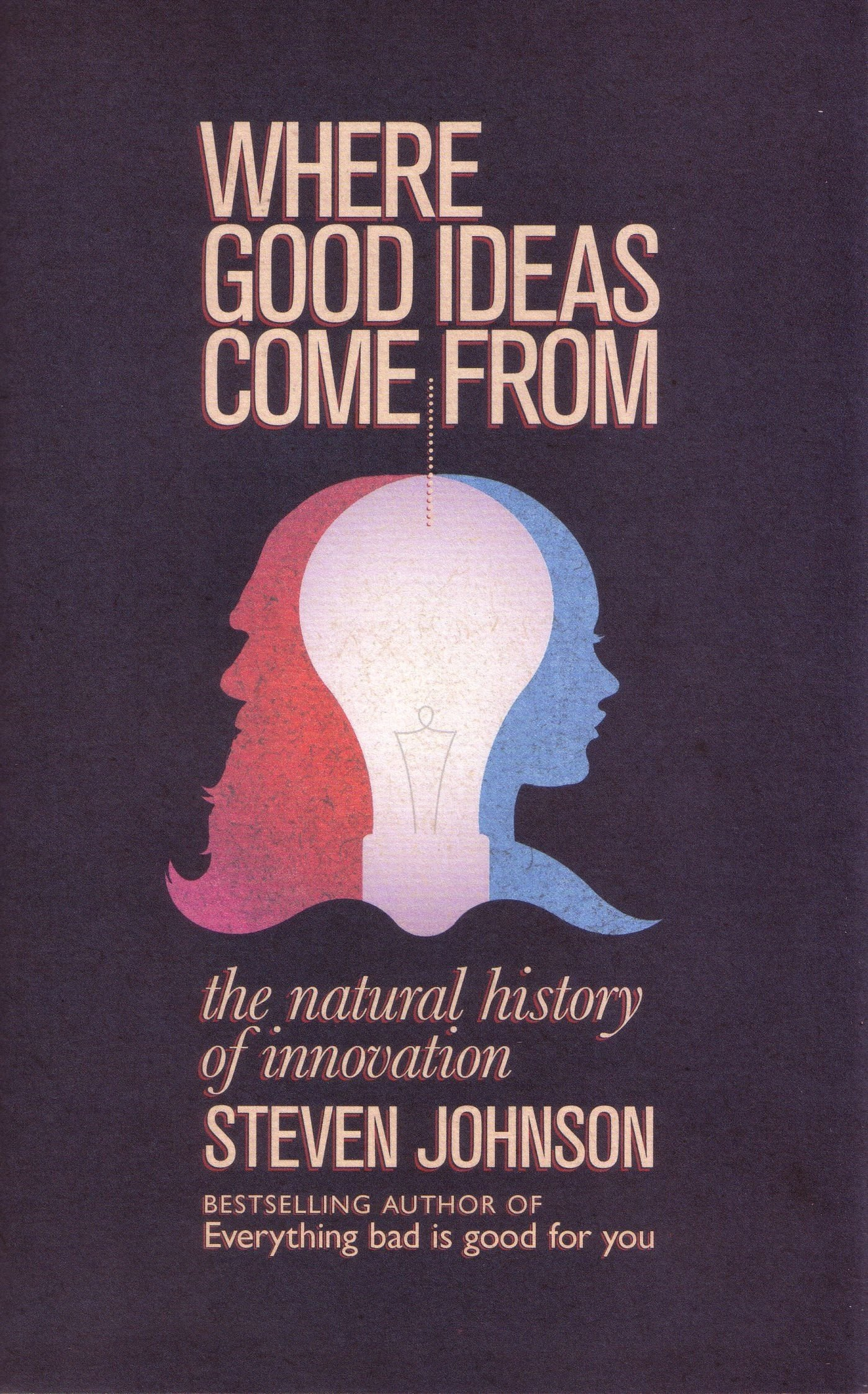 10 Lovable Where Good Ideas Come From Steven Johnson in where good ideas come from steven johnson explores the 2020
