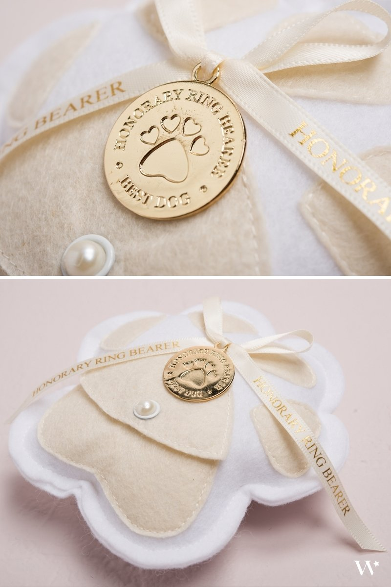 10 Beautiful Ring Bearer Ideas Alternatives To Pillow include your beloved pet as an honorary ring bearer with our 2020