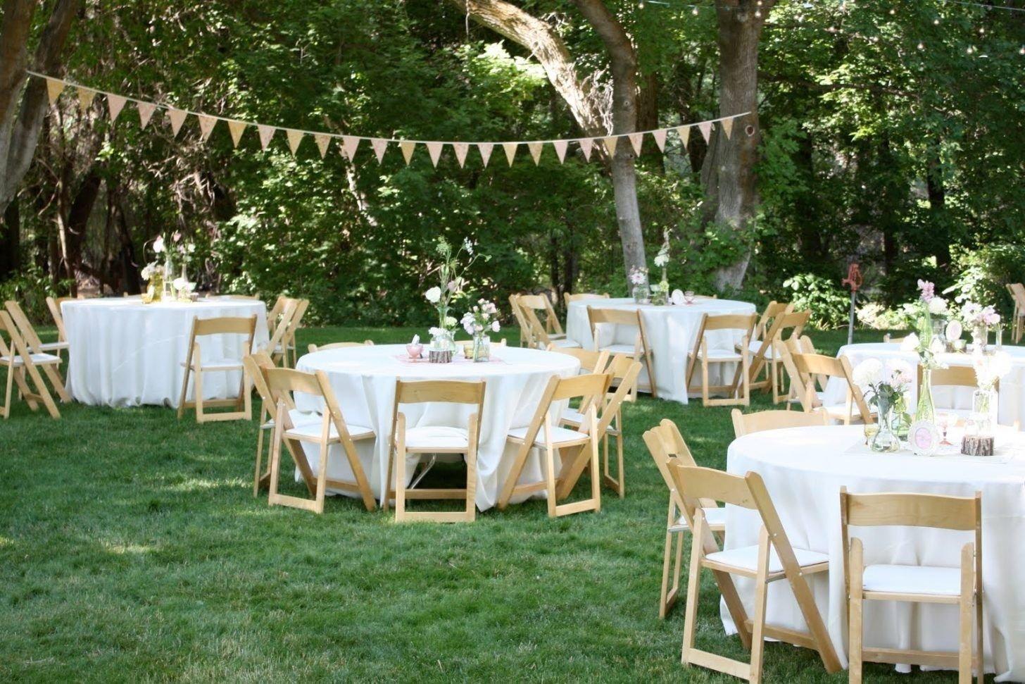 10 Cute Backyard Wedding Ideas For Summer incredible best decorating ideas for a backyard wedding pics of how 2020