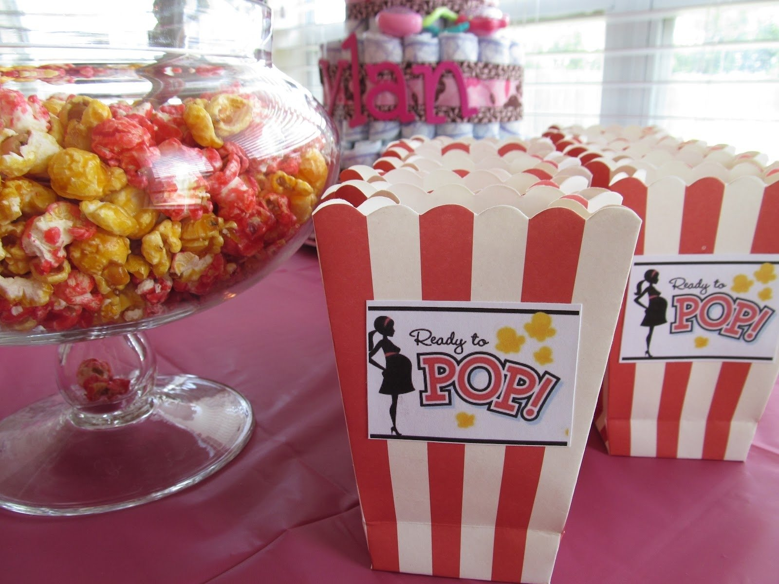 10 Attractive Ready To Pop Baby Shower Ideas incredible decoration ready to pop baby shower ideas lovely design 1