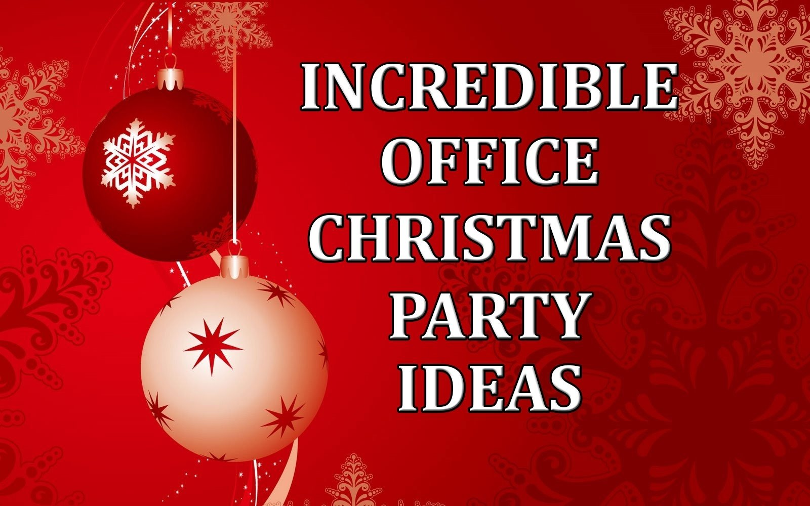 10 Ideal Ideas For Office Christmas Parties incredible office christmas party ideas comedy ventriloquist 1 2020