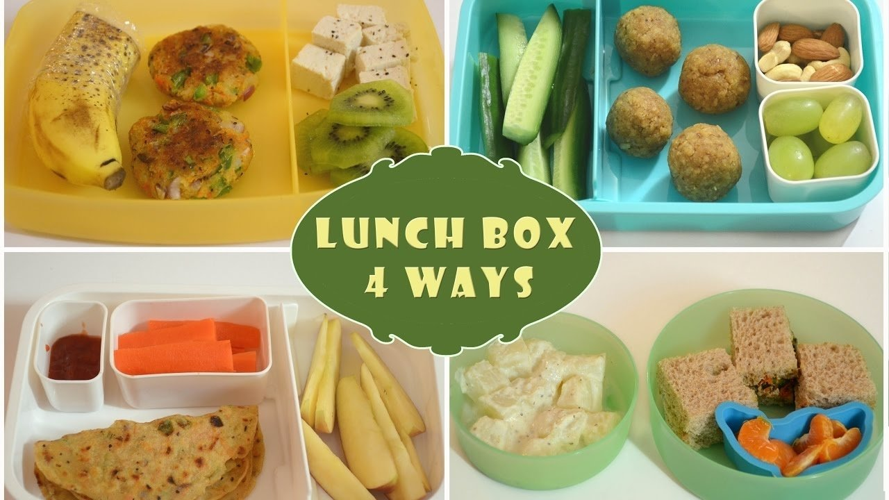 10 Cute Lunch Box Ideas For Kids indian lunch box ideas part 1 kids lunch box recipes quick 2020
