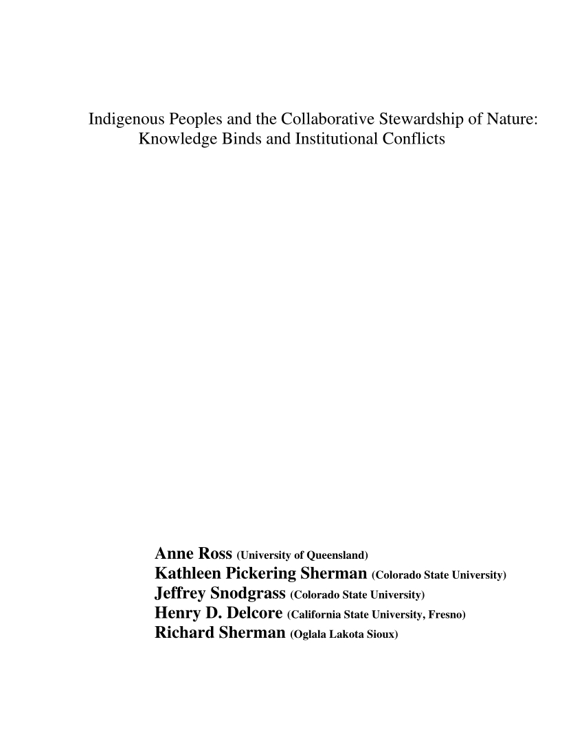 10 Elegant The Declaration Of Independence Elaborates On The Enlightenment Idea Of indigenous peoples and the collaborative pdf download available 2020