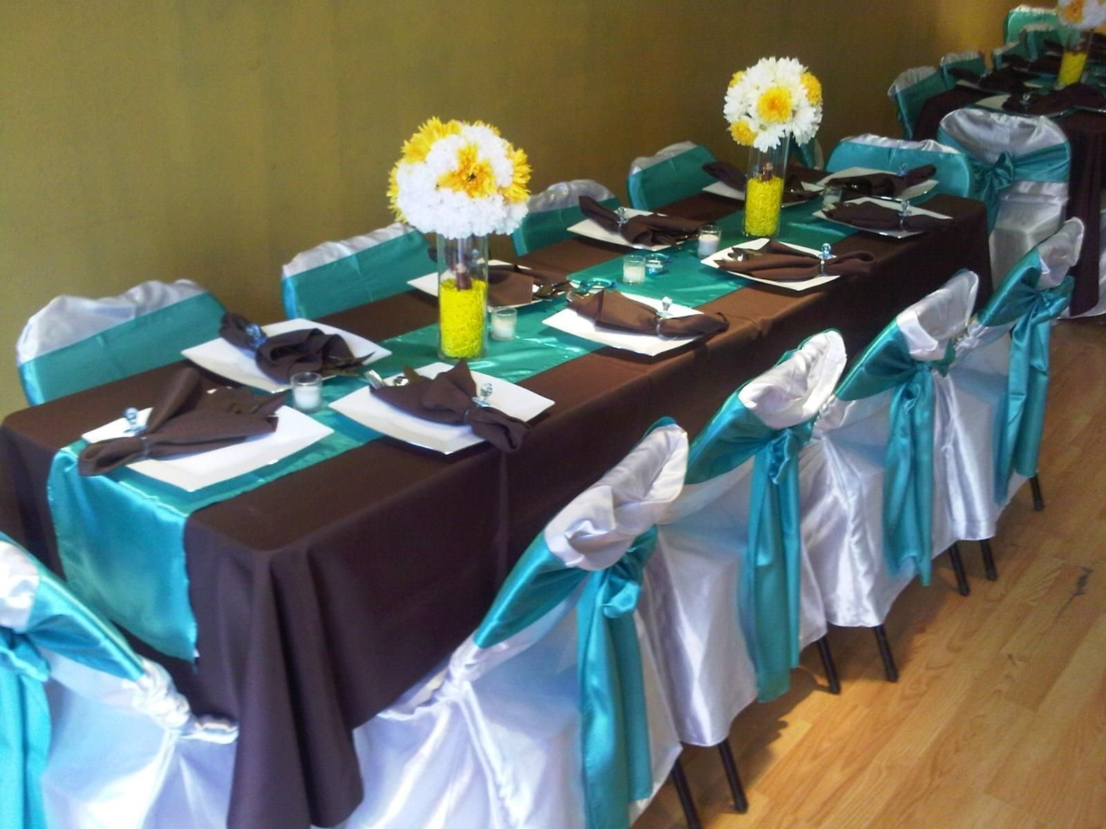 10 Fabulous Blue And Brown Baby Shower Ideas inexpensive baby shower ideas baby shower centerpiece ideas 2 2020