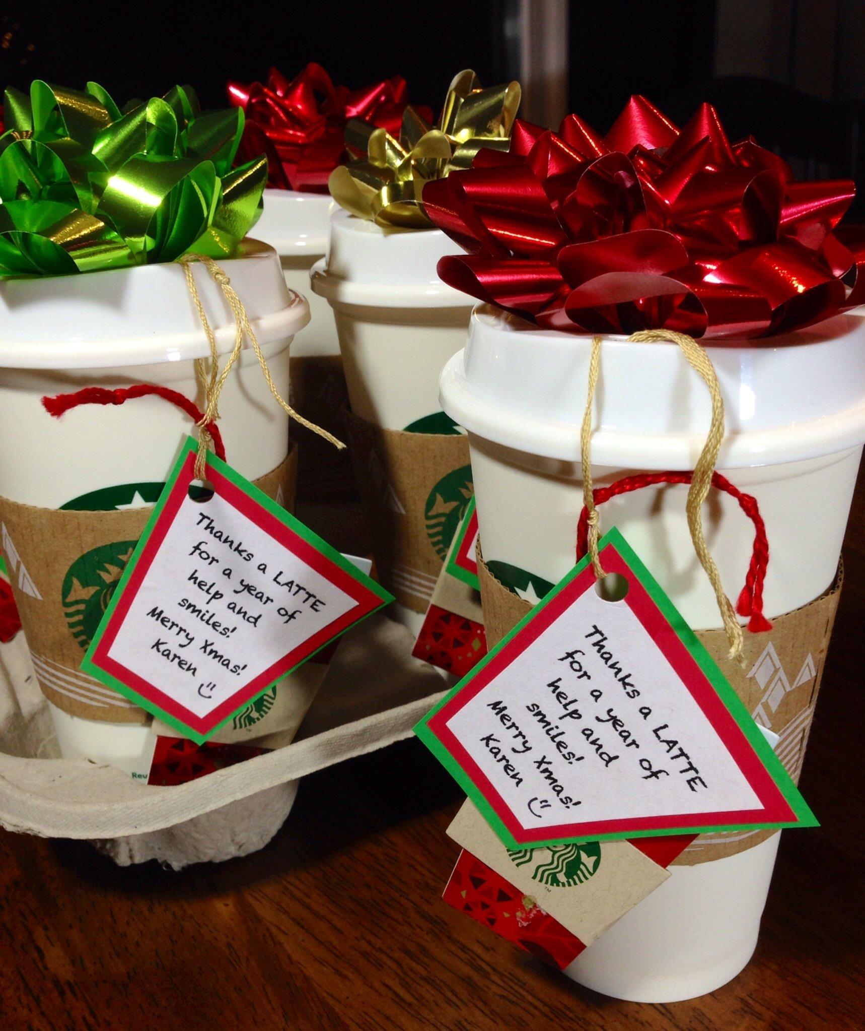 inexpensive christmas gift ideas for coworkers - christmas cards