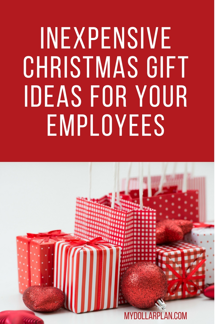 10 Lovely Christmas Gift Ideas For Employees inexpensive christmas gifts for employees 2020