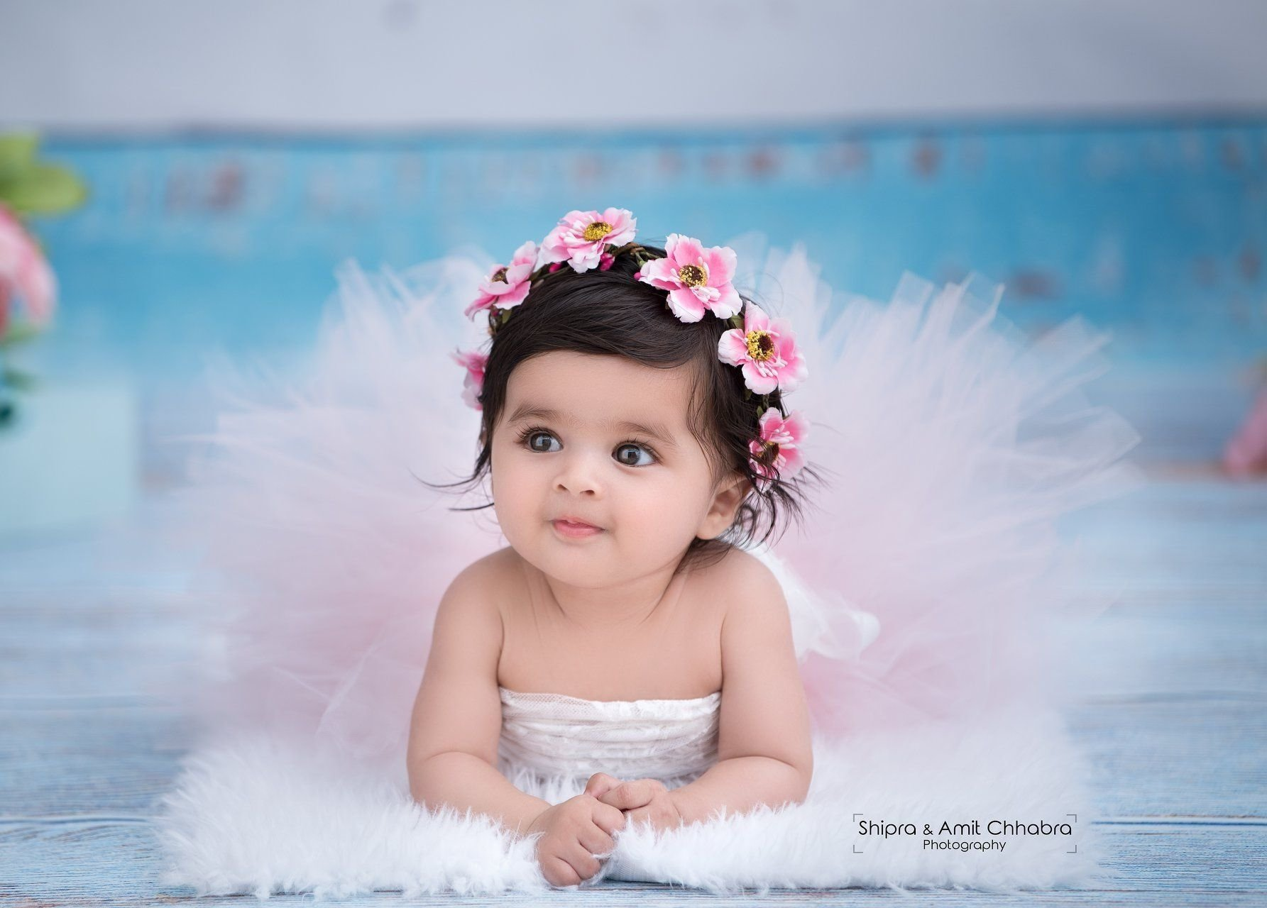 10 Nice 6 Month Baby Girl Picture Ideas infant photo shoot baby girl 6 month baby photo shoot ideas 2021