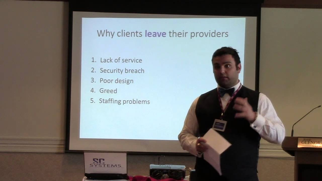 10 Fantastic Bni 10 Minute Presentation Ideas information technology presentation given at bni referral masters 2020