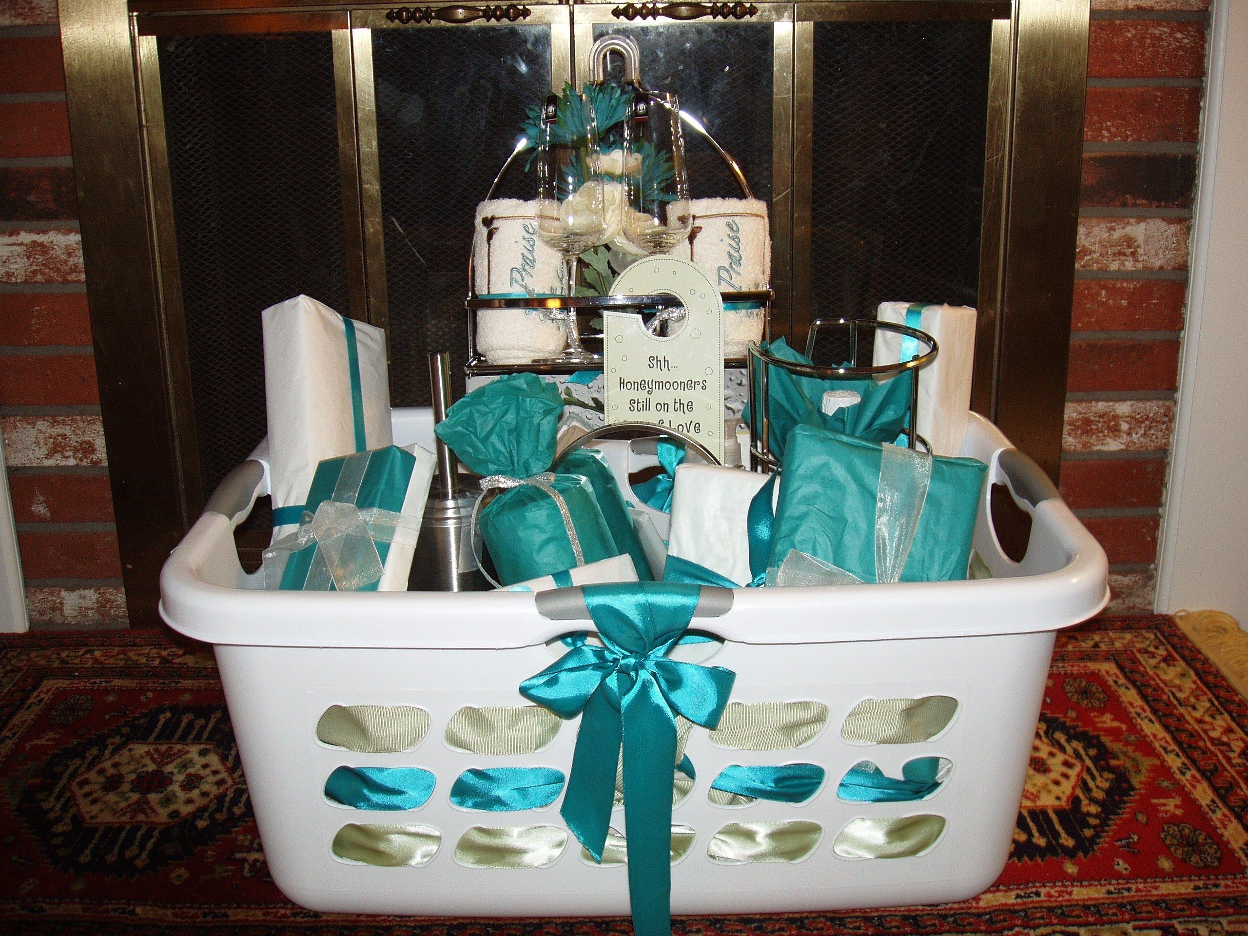10 Nice Cute Wedding Shower Gift Ideas innovative ideas cute bridal shower gift stylish inspiration basket 2020