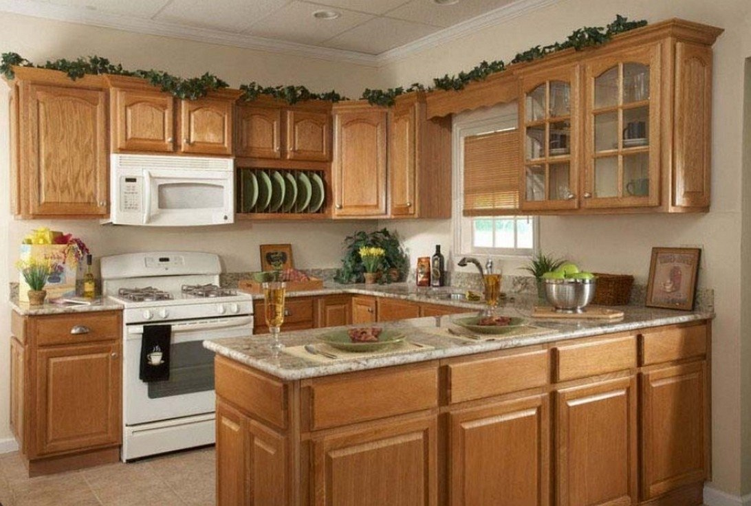 innovative kitchen decorating ideas on a budget related to house
