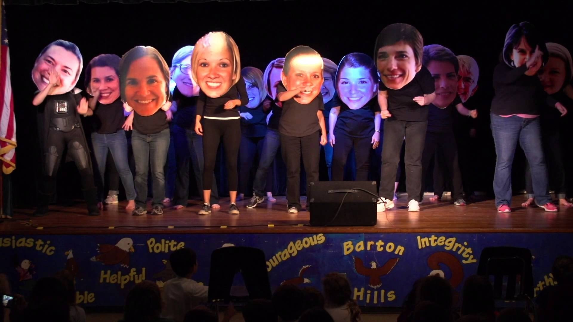 10 Beautiful Middle School Talent Show Ideas insane teacher talent show performance youtube 6 2021
