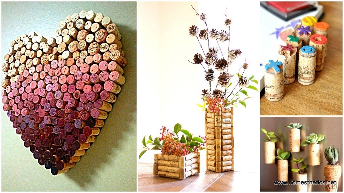 10 Fabulous Creative Ideas For A Project insanely creative diy cork recycling projects should try tierra 2020