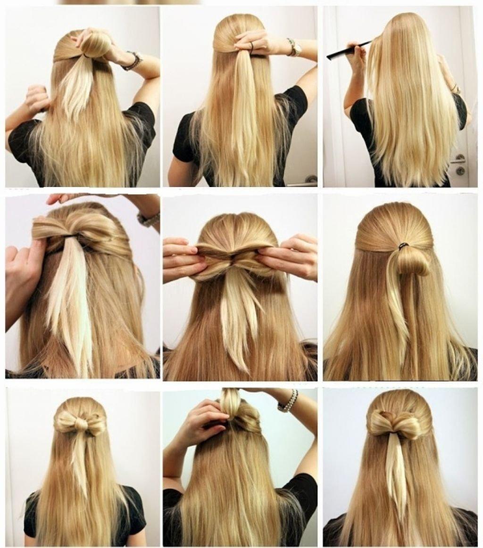 10 Fantastic Cute Hair Ideas For Medium Hair inspiration cute hairstyles medium hair about nice easy hairstyles 2020