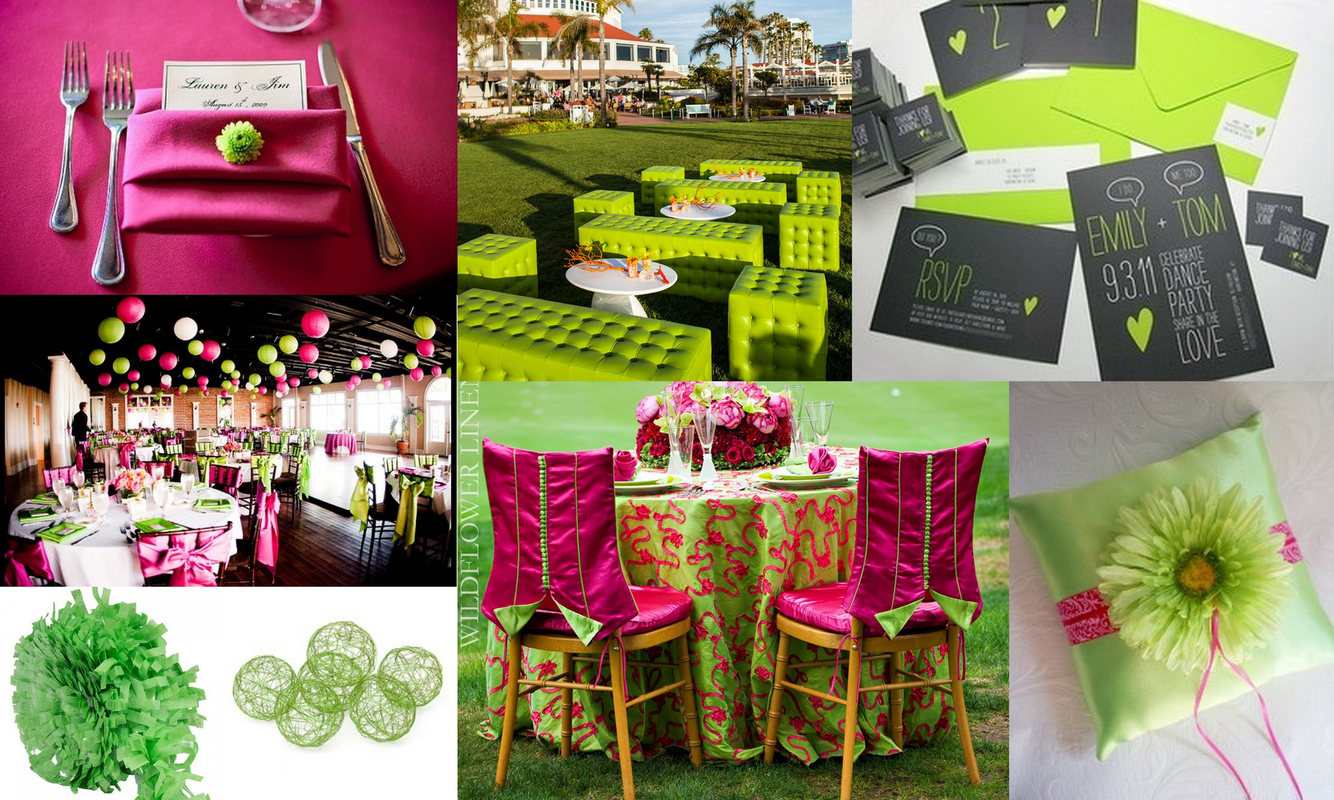 10 Awesome Pink And Green Wedding Ideas inspiration ideas pink wedding decorations with wedding ideas in 2020