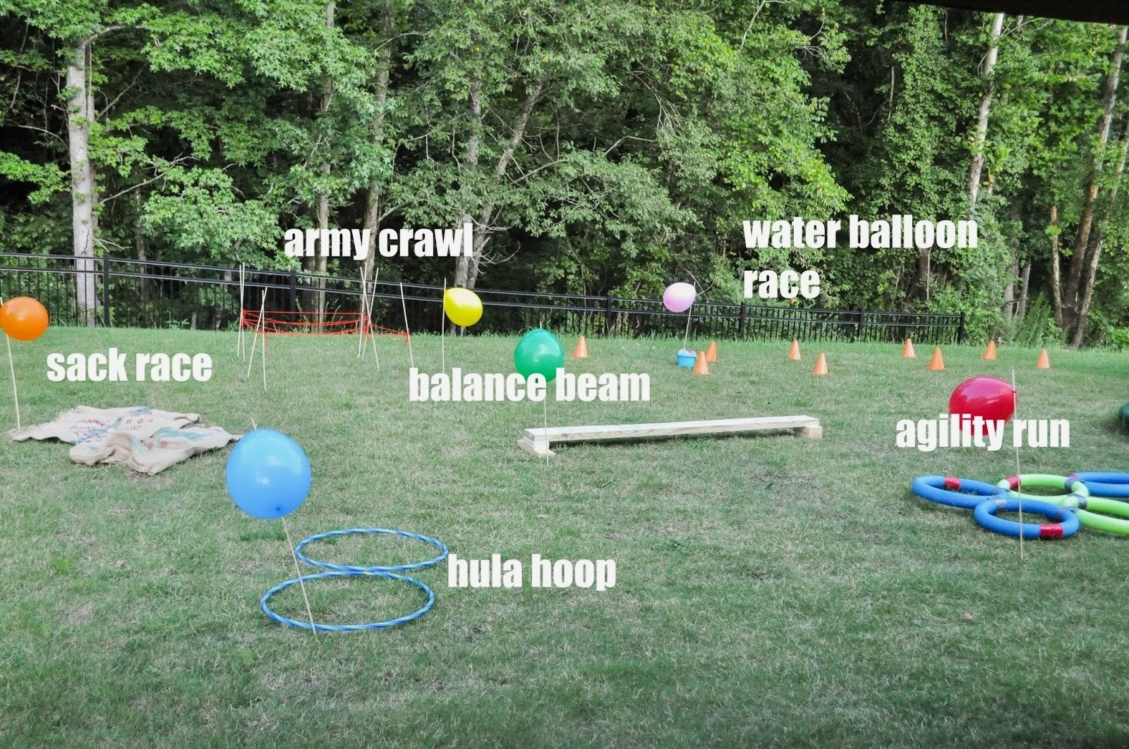 10 Fantastic Fun Obstacle Course Ideas For Adults inspirational backyard obstacle course how to create a for your kids 2020