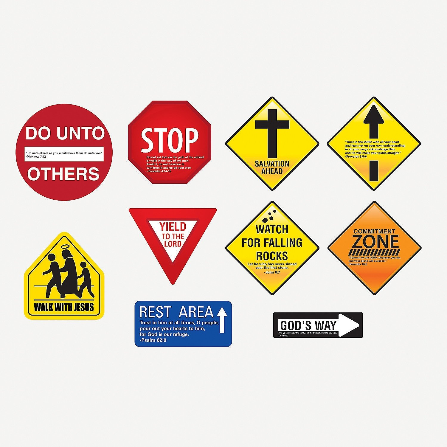 10 Fabulous Vacation Bible School Themes And Ideas inspirational road sign wall decorations inspirational sunday 2020