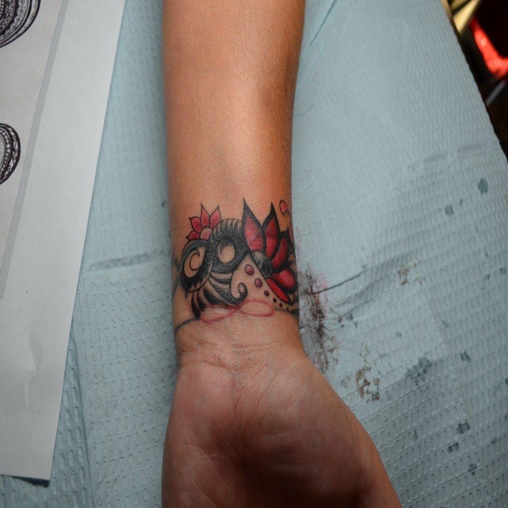 10 Beautiful Wrist Tattoo Cover Up Ideas inspirational small cover up tattoo ideas 2020