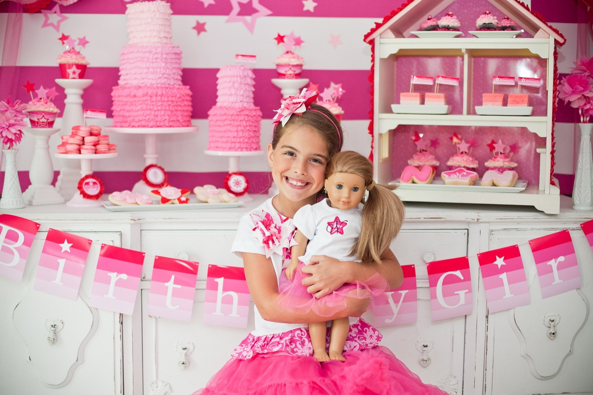 10 Great American Girl Doll Birthday Party Ideas inspired american girl doll birthday party anders ruff 2020