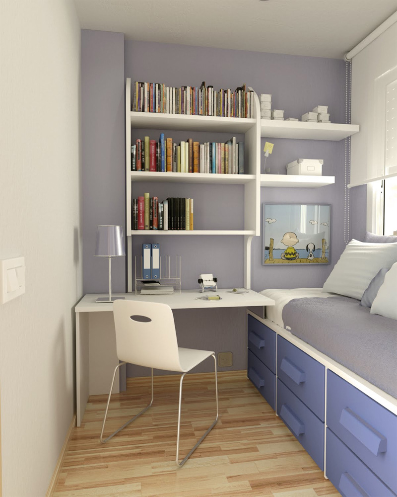 10 Spectacular Creative Ideas For Small Bedrooms inspiring creative space saving ideas for small bedroom design