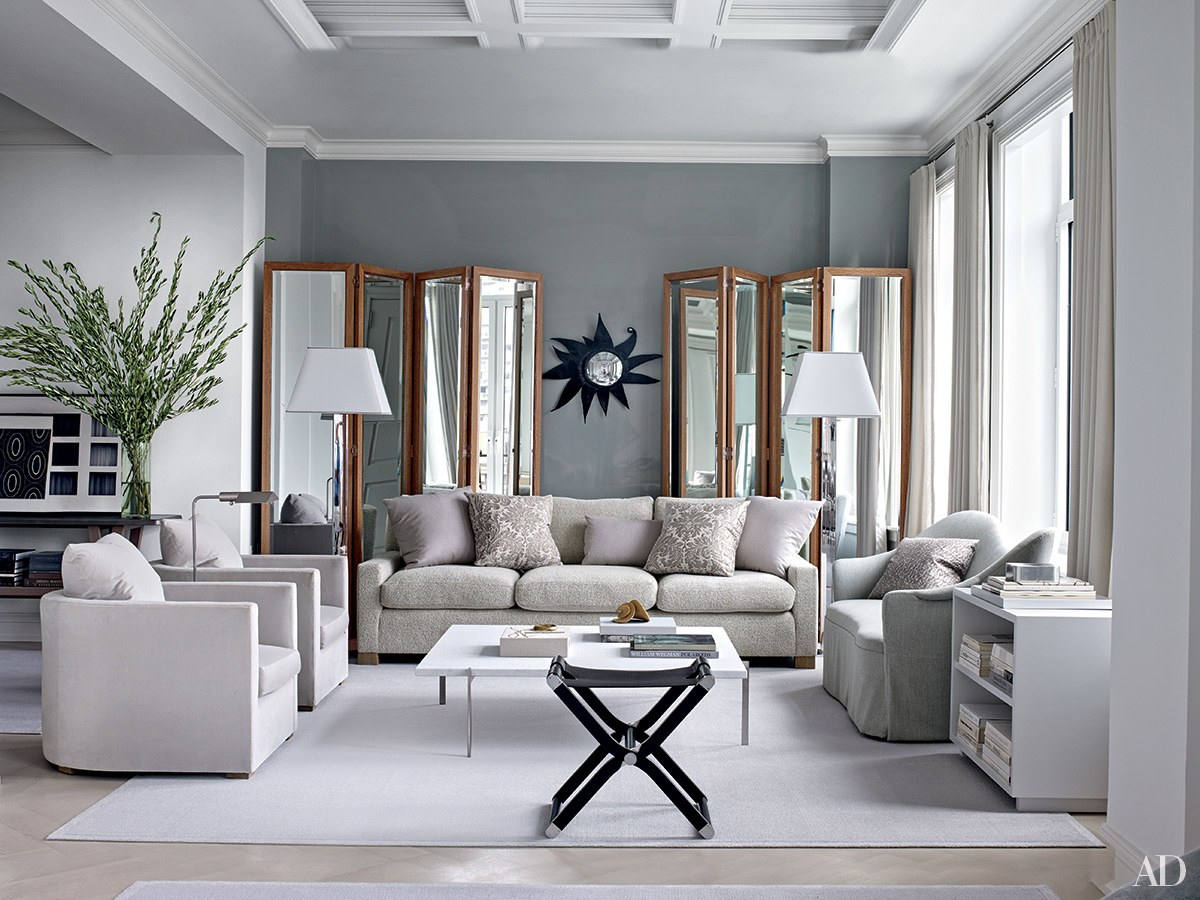 10 Unique Living Room Ideas With Gray Walls inspiring gray living room ideas architectural digest 2020